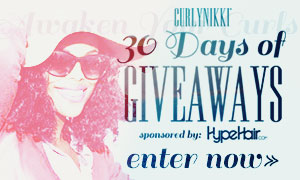 NaturallyCurly Giveaway - Awaken Curls In April!
