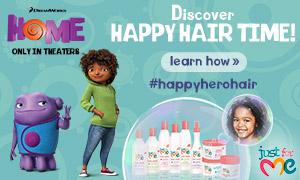 JustForMe - Happy Hair Time!