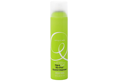 DevaCurl No-Poo Quick Cleanser