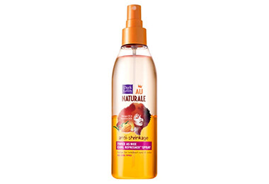 Dark and Lovely Au Naturale Anti-Shrinkage Twice As Nice Curl Refresher Spray