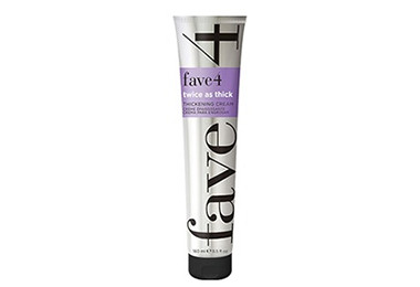 fave4 Twice as Thick Thickening Cream