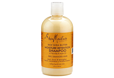 Shea Moisture Organic Raw Shea Butter Retention Shampoo