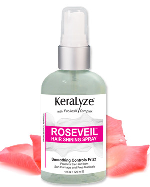 Roseveil Hair Shining Spray