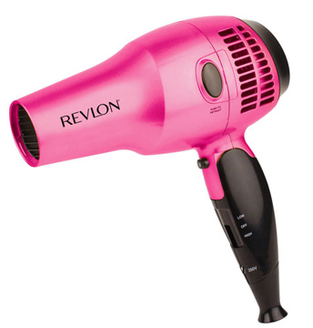 Style and Go Hot Pink Hair Dryer