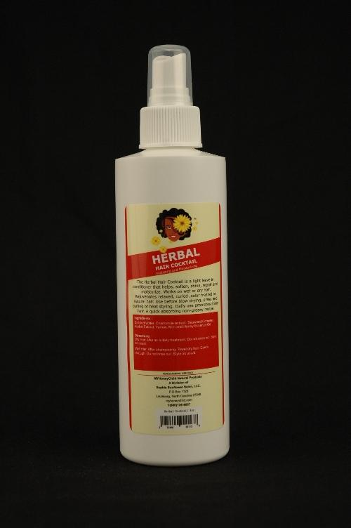 Herbal Hair Cocktail