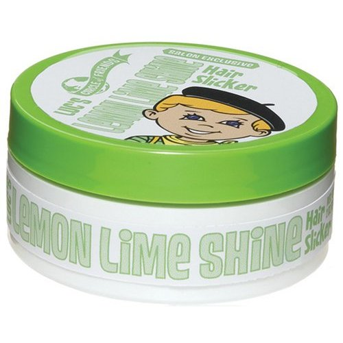 Luc's Lemon Lime Shine Hair Slicker