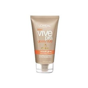 VIVE Pro Glossy Style Smooth Gloss Anti-Frizz Cream