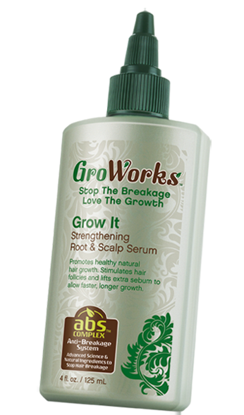 GrowIt Strengthening Root and Scalp Serum