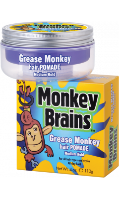Grease Monkey Hair Pomade