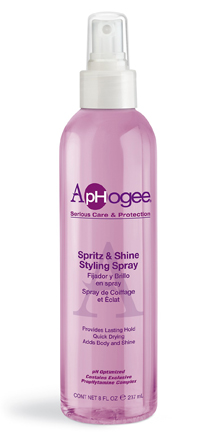 Spritz and Shine Styling Spray