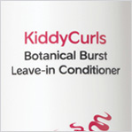 KiddyCurls Botanical Burst Leave-In Conditioner