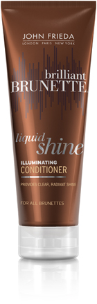 Brilliant Brunette Liquid Shine Illuminating Conditioner with Crystaline Complex