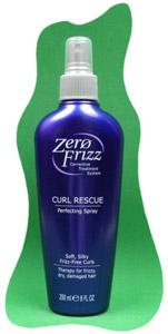 Zero Frizz Curl Rescue Perfecting Spray