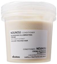 Essential Hair Care Nounou Nourishing Illuminating Cream Conditioner for Color-Treated Hair