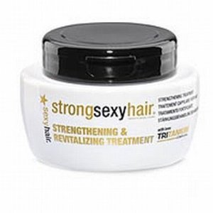 Strong Sexy Hair Strengthening and Revitalizing Treatment