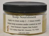 Scalp Nourishment