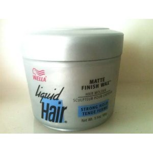 Wella Liquid Hair Matte Finish Wax