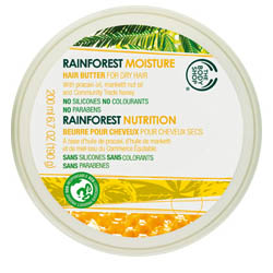 Rainforest Moisture Hair Butter