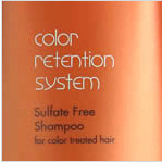 Color Retention System Sulfate Free Shampoo