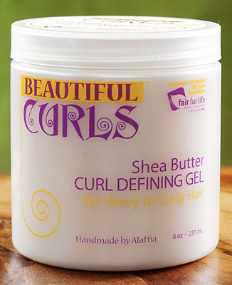 Shea Butter Curl Defining Gel