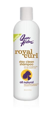 Royal Curl Stay Clean Shampoo
