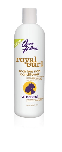 Royal Curl Moisture Rich Conditioner
