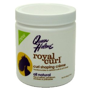 Royal Curl Curl Shaping Creme