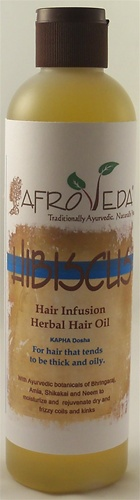 Hibiscus Hair Infusion Herbal Oil
