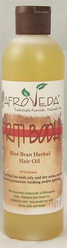 Priti Bodhi Rice Bran Herbal Hair Oil