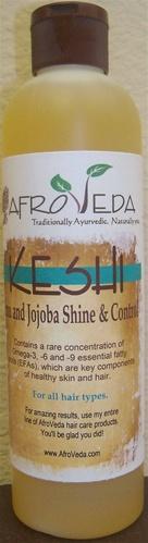 Keshi EMU & Jojoba Shine Oil