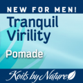 Men's Tranquil Virility Moisturizing Herbal Hair Pomade