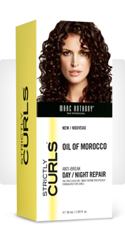 Strictly Curls Oil of Morocco