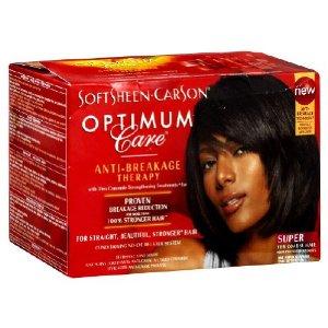Optimum Care Salon Collection No-Lye Relaxer