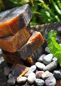 Organic Shea Butter Soap and Shampoo Bar