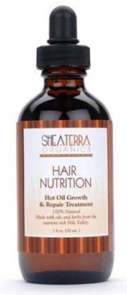Hair Nutrition Hot Oil Growth and Repair Treatment