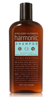 Harmonic Shampoo