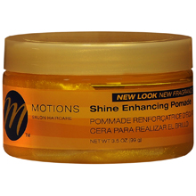 Shine Enhancing Pomade