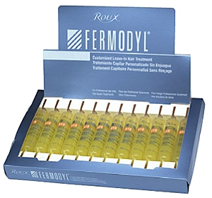Fermodyl Leave-In Treatment for Fine, Limp, and Processed Hair Number 7 Extra Strength