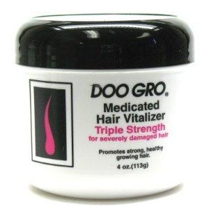Triple Strength Medicated Hair Vitalizer