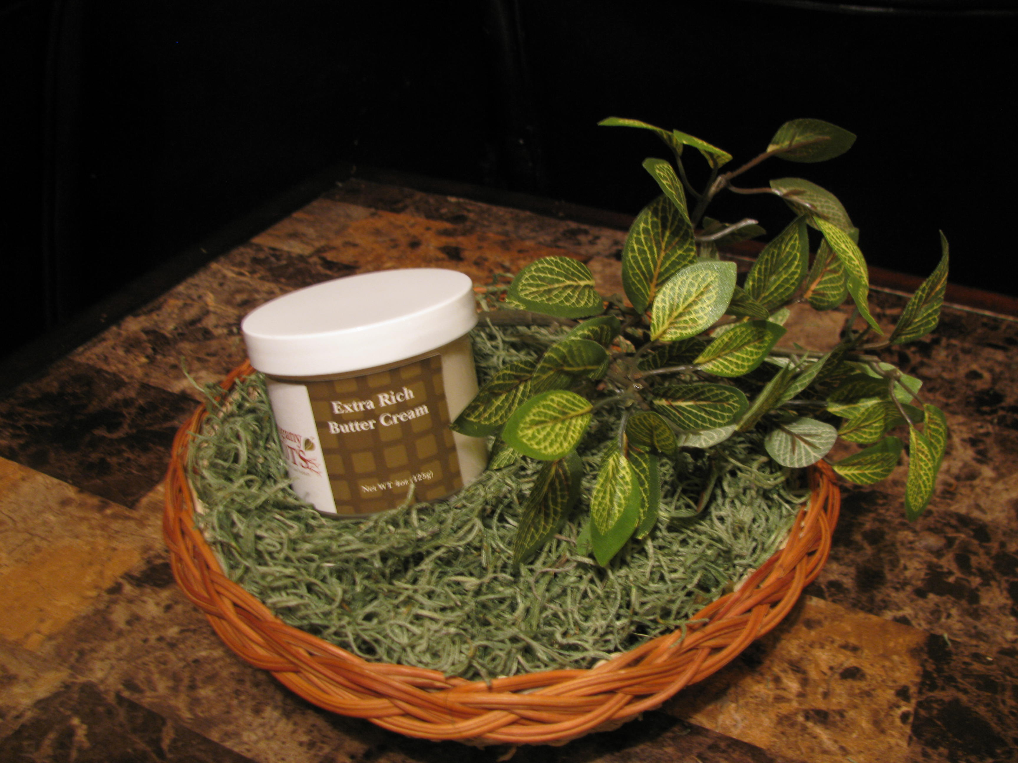 Olive and Avocado Moisturizing Hair Butter