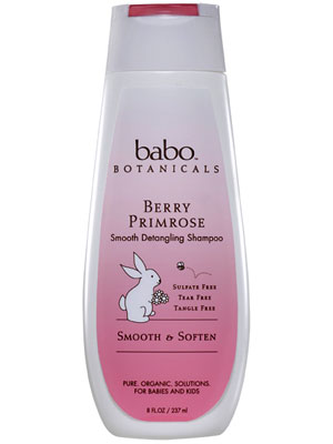 Berry Primrose Smooth Detangling Shampoo