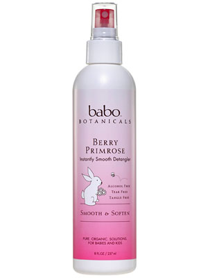Berry Primrose Instantly Smooth Detangler
