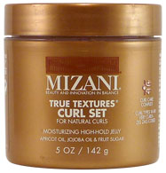 True Textures Curl Set Moisturizing High-Hold Jelly