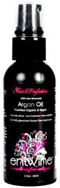 Total Perfection Raw Vegan Argan Oil
