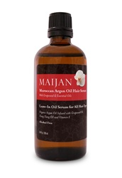 Moroccan Argan Oil Leave-In Hair Serum