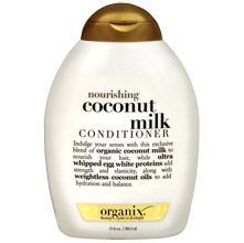 Nourishing Coconut Milk Conditioner