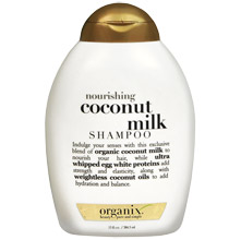 Nourishing Coconut Milk Shampoo