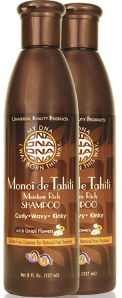 My DNA Monoi de Tahiti Mositure Rich Shampoo