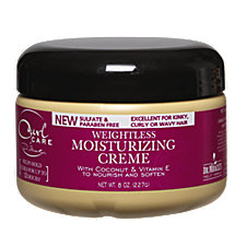 Curl Care Weightless Moisturizing Creme