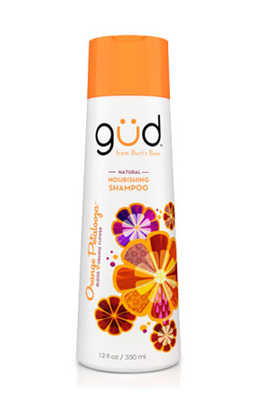 güd Orange Petalooza Natural Nourishing Shampoo